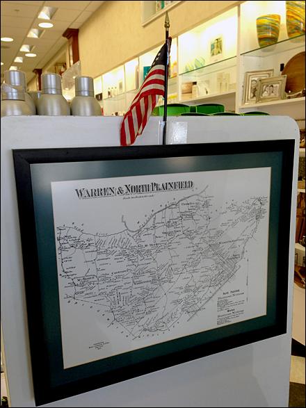 Flag Waving In Warren