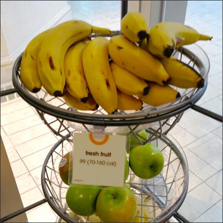 Fresh Fruit Calorie Count Main