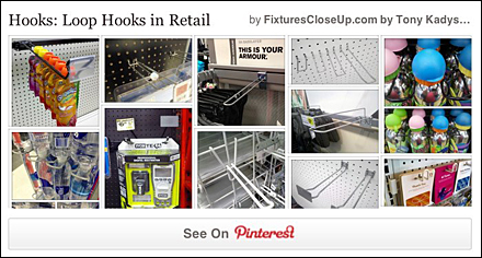Loop Hooks in Retail Pinterest Board for FixturesCloseUp