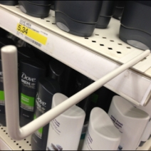 Shelf Edge Sign Holder 3