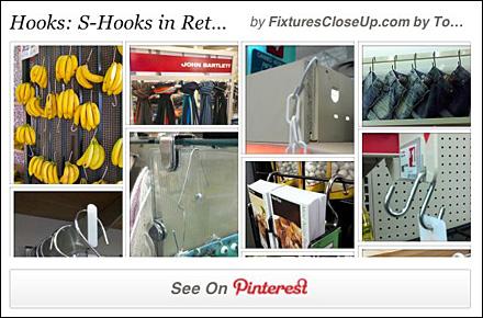S-Hooks Pinterest Board
