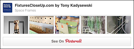 Space Frame FixturesCloseUp Pinterest Board
