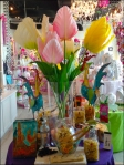Spring Flowers Shop Merchandising Overview