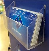 Thin Wall Gift Card Tray Main
