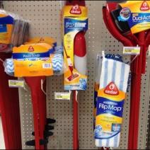 Triangle Braced Mop Hook 0
