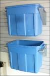 VersaTrac Slatwall Garage Storage System at Enlightended Organizing 2