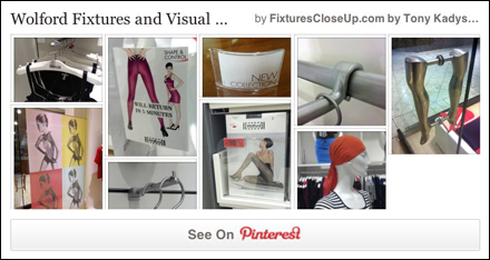 Wollford Fixtures and Visual Merchandising Store Fixtures for FixturesCloseUp