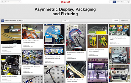 Asymmetric Display Packaging Main