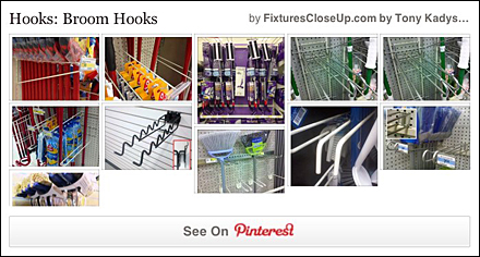 Broom Hooks Pinterest Board for FixturesCloseUp