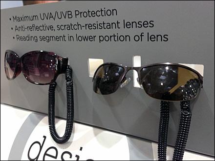Coil Leash Sunglasses Main
