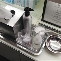 Cosmetics Amenities Tray Main