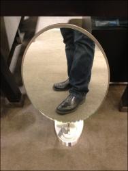 Footwear Floor Mirror Main