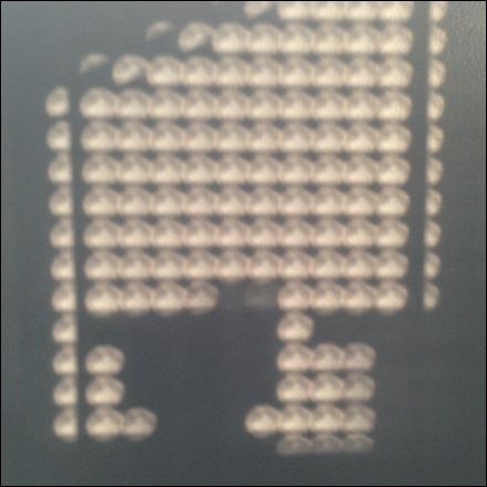 Pegboard Light Interference Patterns Main