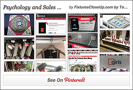 Retail Psychology and Sales Empowerment Pinterest