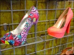 Shoe Ledge for Grid High Heels