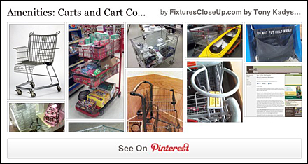 Shopping Cart Amenities Pinterest Board