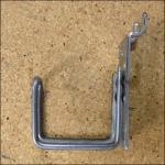 Squared Loop J-Hook CloseUp