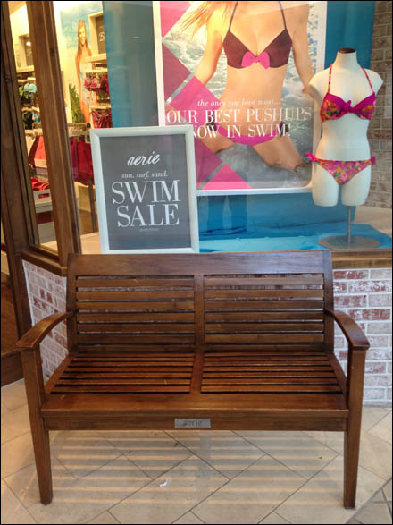 Aerie Entrance Bench Main