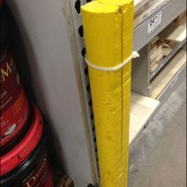 Bumper Guard for Pallet Rack Main