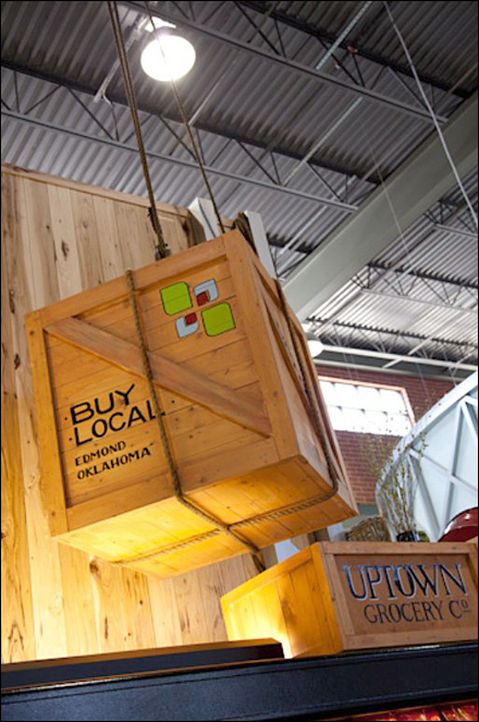 Food Crate Delivery