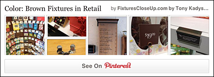 Color_ Brown Fixtures in Retail Pinterest Board for Fixtures Close Up