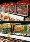 Expandable Wire Tray Cooler Merchandising Aux