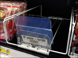 Expandable Wire Tray Cooler Merchandising Main