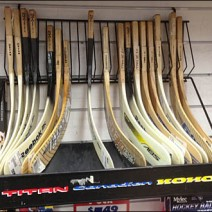 Hockey Blade Slatwall Rack Main