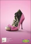 ikea pink shoestorage aux