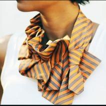 Necktie Ruff Aux