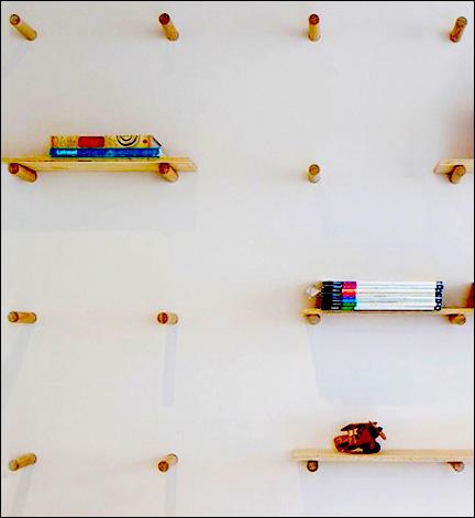 wooden dowel pegs