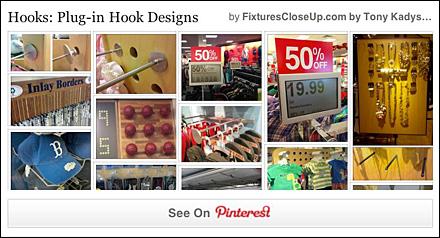 Plug In Hooks Pinterest Board FixturesCloseUp