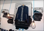 Wire Cage and Chalkboard Aux