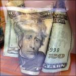 $20 Bill Merchandising Detail