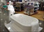 Bubble Bath in Center Store