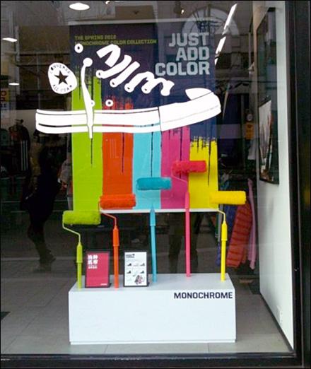 Converse Sneaker Color Rollout Main