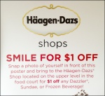 Haagen-Dazs Hot Weather Promo Aux