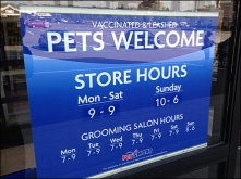 Healthy Well-Behaved Pets Welcome Aux