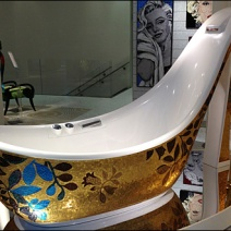 High Heeled Bathtub 2