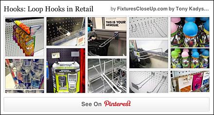 Loop Hooks in Retail Pinterest Board for FixturesCloseUp