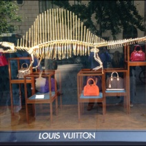 Louis Vuiiton Dinosaur 2