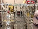 Massed Curtain Strip Merchandisers Aug
