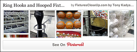 Ring Hooks and Hooped Fixtures Pinterest Board