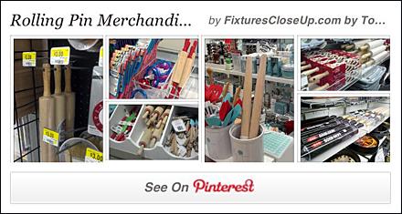 Rolling Pin Merchandising Fixtures Pinterest Board for Fixtures Close Up