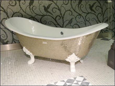 SiCis Claw Foot Tub as Art Main