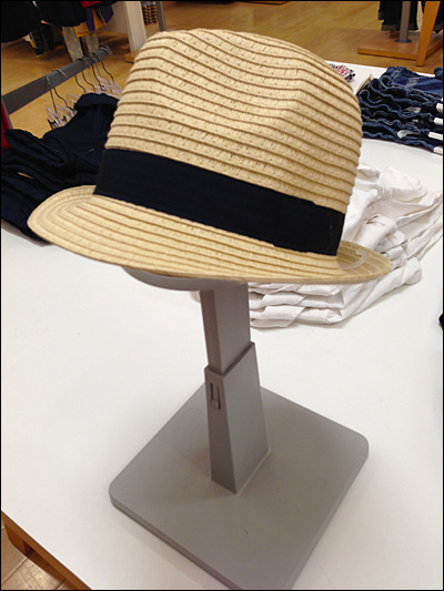 Summer Hat Headform Main