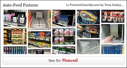 Auto Feed Fixtures Pinterest Board for FixturesCloseUp