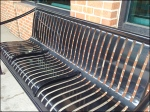 Bench Median Strip Built-in 2