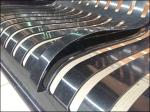 Bench Median Strip Built-in 4