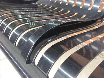 Bench Median Strip Built-in Main